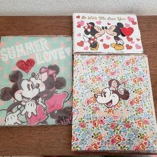 Disney ディズニーフォトアルバム3点セット
