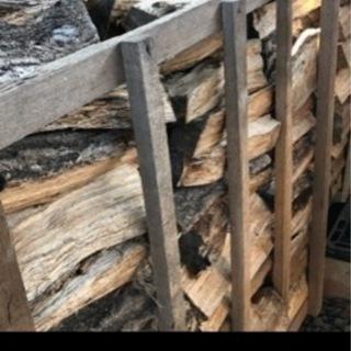【ネット決済】三重県鈴鹿産 乾燥薪 紅葉樹針葉樹ミックス