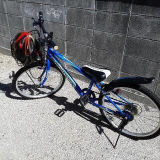 【決まりました】 子供自転車/22インチ 変速付き
