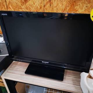 シャープ製 テレビ22型 格安