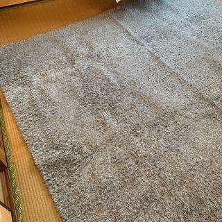 ニトリ シャギーラグ 200cm×240cm