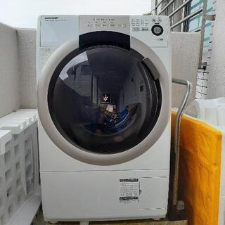 洗濯機 シャープ ES-S70 軸ズレ