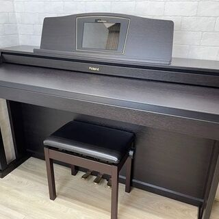 電子ピアノ ローランド HPi50e-RWS ※送料無料(…