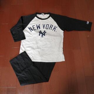ヤンキースパジャマ140サイズ