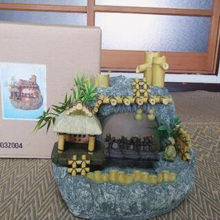 【ネット決済】箱庭噴水★カッパ ミニチュアハウス ドールハウス★...