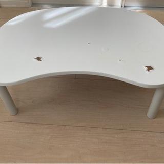 テーブルとおまけ座椅子セット付き!