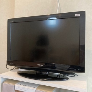 TOSHIBAテレビ32型+テレビ台