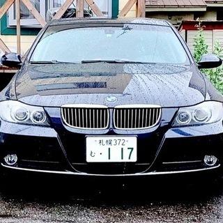 車検満タン 4WD BMW 3シリーズセダン ハイラインパッケー...