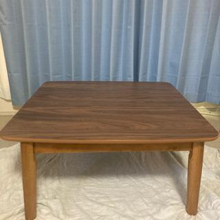 こたつテーブル 単身用 1人用 2人用