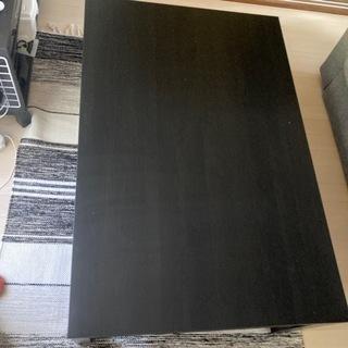 IKEA テーブル ブラック