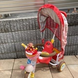 アンパン三輪車