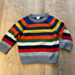 babyGAP 6-12month セーター