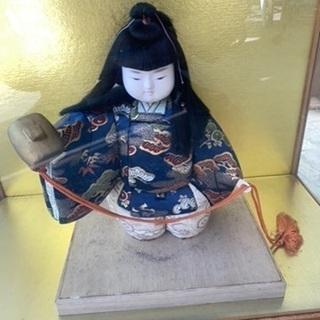 1018-043【無料】日本人形