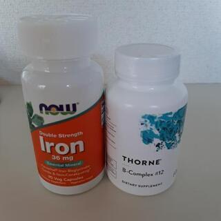 【ネット決済・配送可】now iron  THORE B-com...