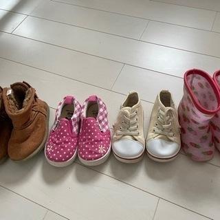 子供靴14㎝ まとめ売り
