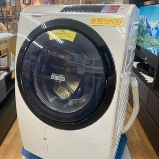 I421 HITACHI ビックドラム洗濯乾燥機11k/6…