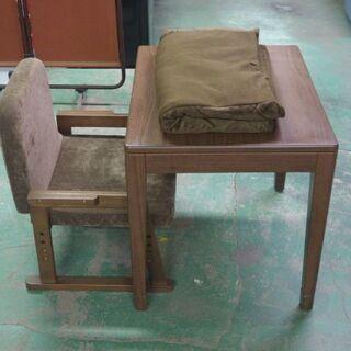 ■ニトリ■1人用 こたつ 座椅子 布団 付 オヒトリサマコ…