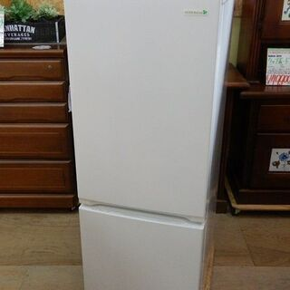 HERB Relax  2ドア 冷凍冷蔵庫 YRZ-F15E1 ...