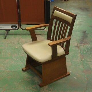 コタツチェアー 回転椅子1脚 現状品 販売致します♪