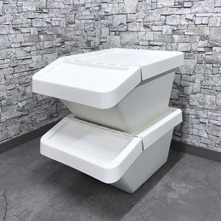 KG-57  IKEA  収納ボックス ふた付き 2個セット