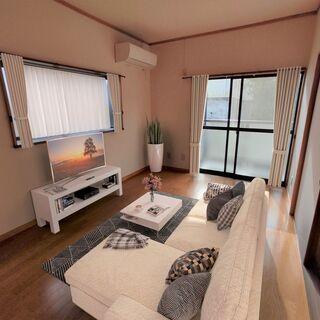 ★初期費ゼロ★2DKで家賃4万円台、格安物件です!(写真の家具は...