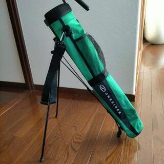 ゴルフ スタンドバッグ 1回使用