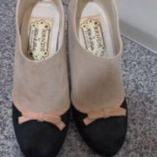 RANDA ブーツ パンプス 2足セット Mサイズ