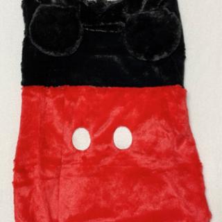 新品未使用 Disney ミッキーマウス ドッグウェア 8号 コスプレ