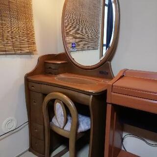 ドレッサー 鏡台