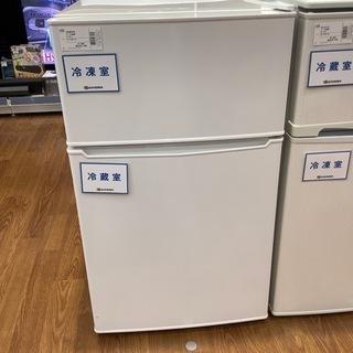 TWINBIRD ツインバード 2ドア冷蔵庫 AT-HR11 2...