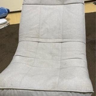 回転式座椅子 1人掛け 6段リクライニング