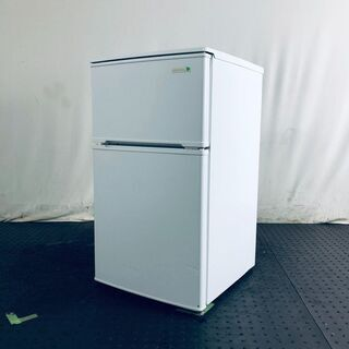 【ネット決済・配送可】ヤマダ電機 YAMADA 冷蔵庫 一人暮ら...