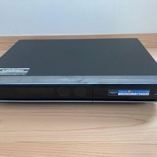 シャープAQUOS ブルーレイHDDレコーダー 1TB