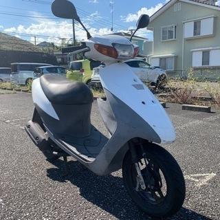 スズキ レッツ2 50 cc 原付 スクーター 2スト 実動 書...
