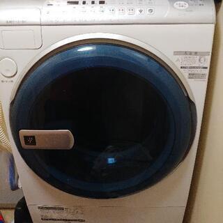 【ネット決済】ドラム式洗濯乾燥機