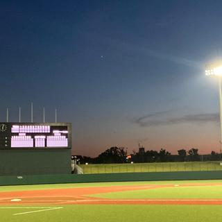野球を一緒にやろう☻