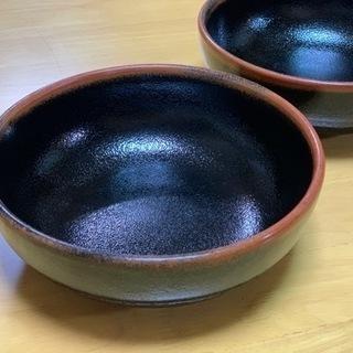【値下げ】深みのある大皿 2セット