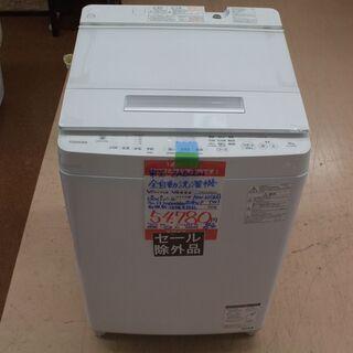 再入荷 【店頭受け渡し】 TOSHIBA 全自動洗濯機 10.0...