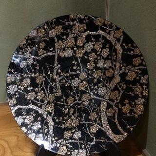 【お取引中】豪華な飾り大皿