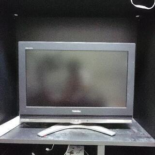 TOSHIBA 液晶カラーテレビ 26C3500
