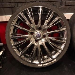 RAYS VERSUS16インチホイール四本タイヤ付き