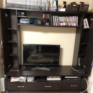 テレビ台 収納棚 テレビ
