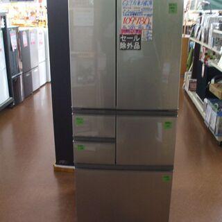 【店頭受け渡し】 SHARP 冷凍冷蔵庫 SJ-F502F 50...