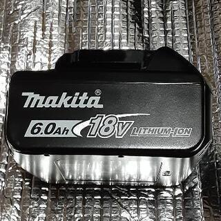 Makita純正バッテリー18v 6A