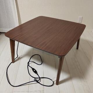 こたつ 正方形ローテーブル