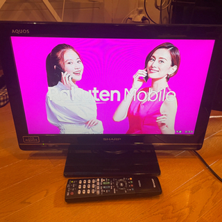 シャープ テレビ