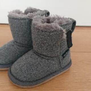 ムートン ブーツ 13cm