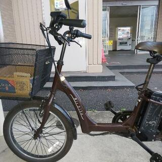 電動アシスタント自転車20インチ