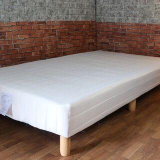 脚付きシングルベッド 配達/設置可