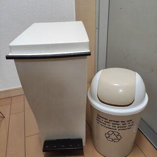 ゴミ箱 片方のみでも大丈夫です。